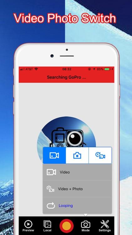 Controller for GoPro Camera screenshot-6