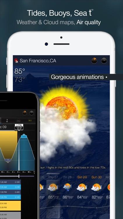 eWeather HD - Weather, Alerts & Future NOAA Radar screenshot-4