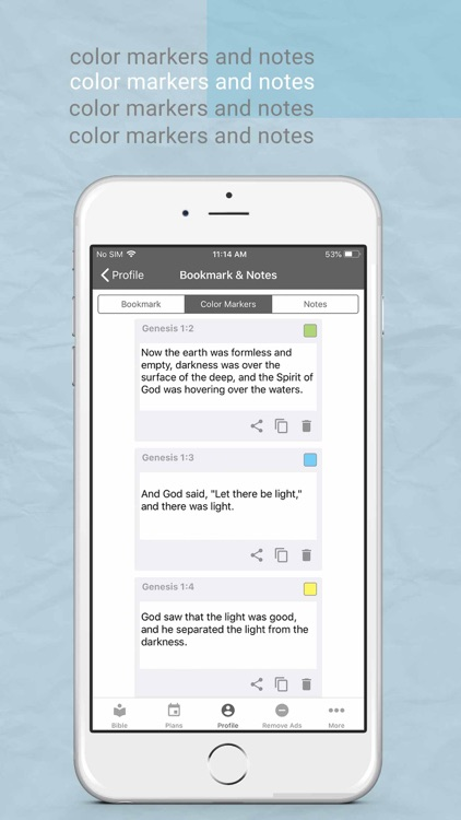 Bible Reina Valera screenshot-6