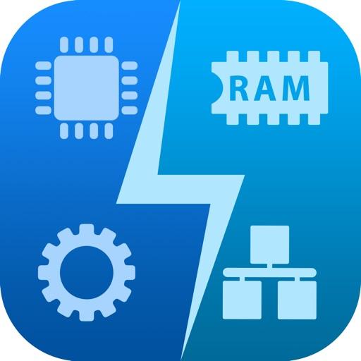 SYSTEM UTIL Dashboard : Аккумуляторная батарея