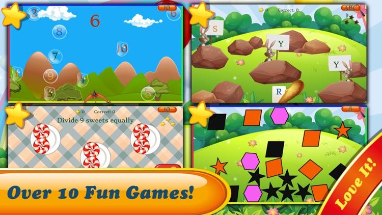 Dino Teach Math PreSchool Kids screenshot-3