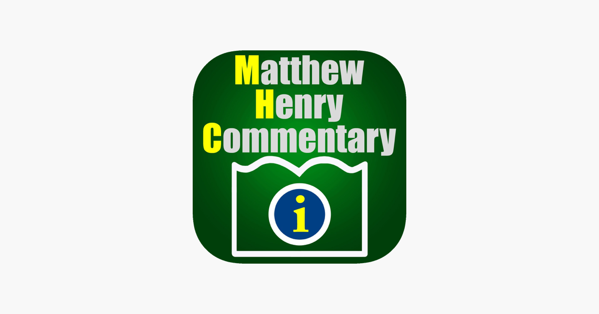 ‎Matthew Henry Commentary