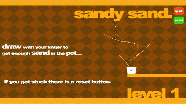 Sandy Sand