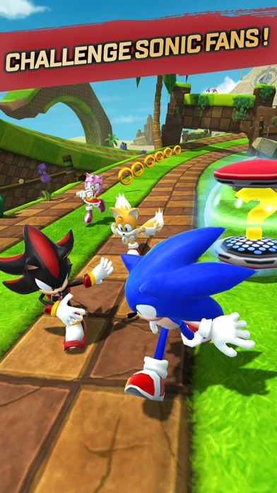 Sonic Forces - Racing Battle screenshot 1