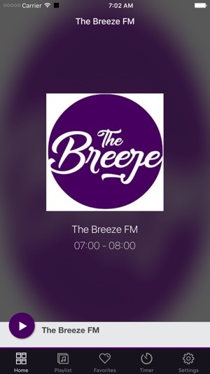 The Breeze FM on the App Store