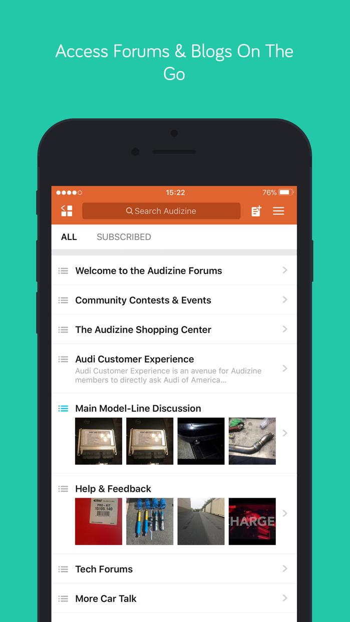 Tapatalk - 200,000+ Forums Screenshot