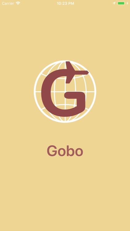 Gobo: Travel Expense Log