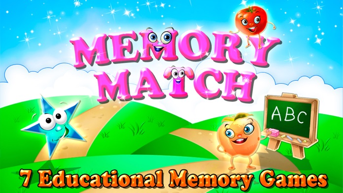 Memory Match & Learn Screenshot