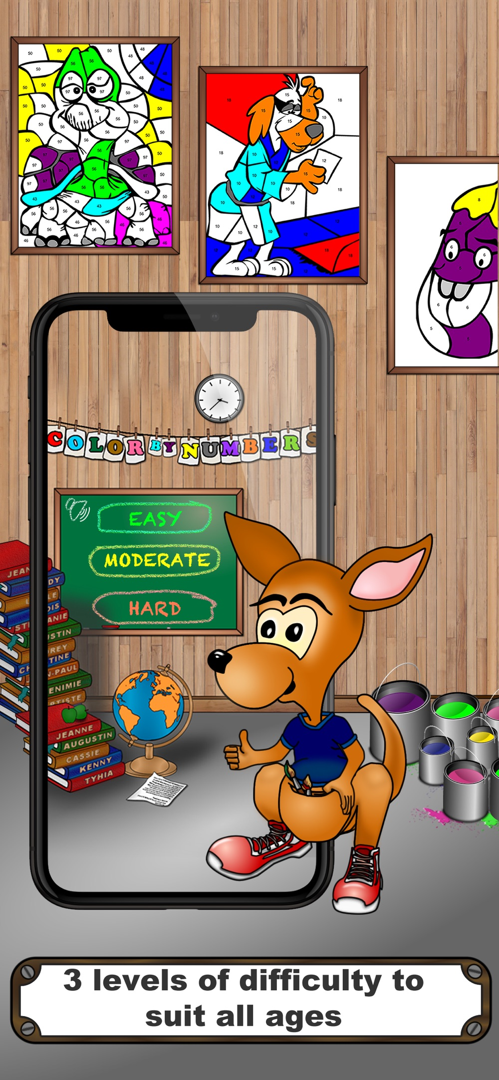 Color by Numbers HD Cheat Codes