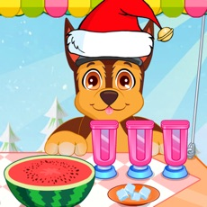 Activities of Paw Christmas Patrol Ice Maker