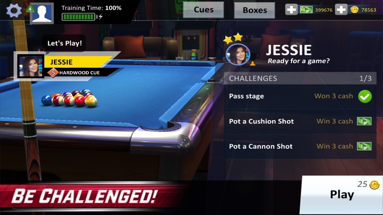 Pool Stars screenshot-5