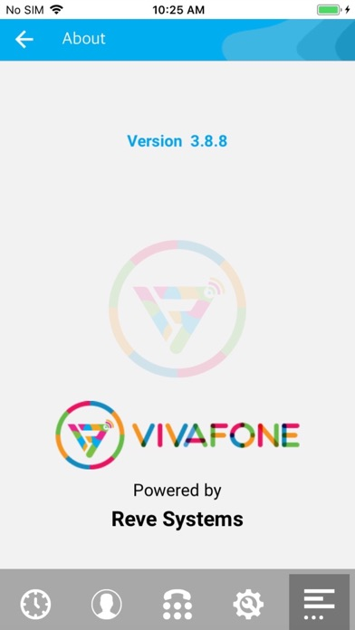 Screenshot for Vivafone in United States App Store