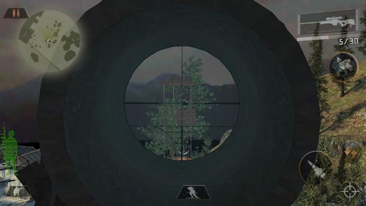 Military Commando Strike