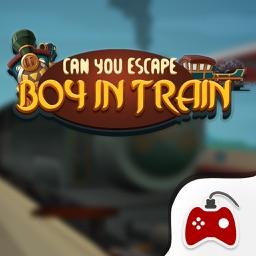 Escape Boy In Train - start a brain challenge