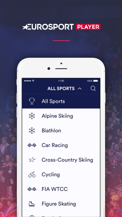 Eurosport Player screenshot-3