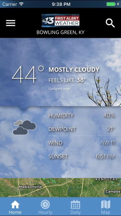 WBKO First Alert Weather