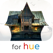 Hue Haunted House