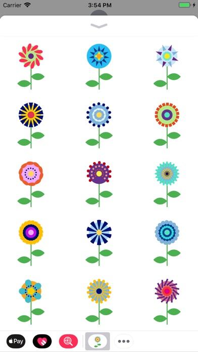 Flower Power - Joyful Flowers screenshot #2