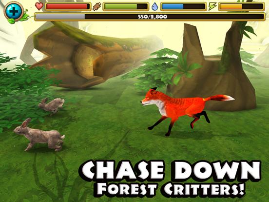 Скачать Fox Simulator