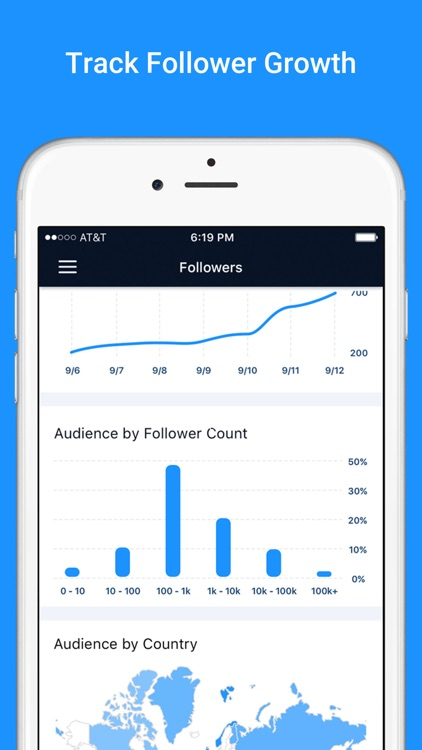Followers + EA - Analytics for Instagram