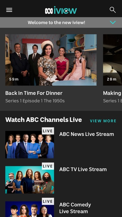 Download ABC iview for Pc
