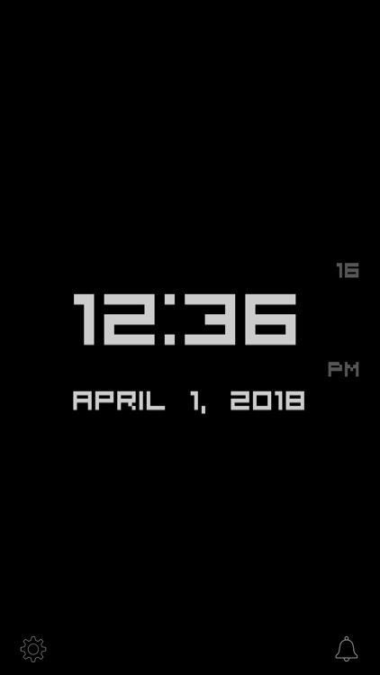 Titanium Digital Clock screenshot-9