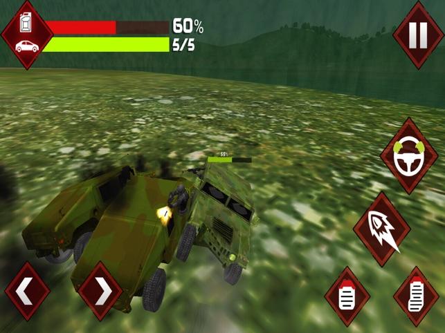 Auto Battle Shooting Games