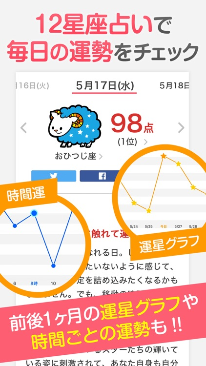 Yahoo!占い screenshot-3