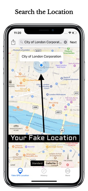 Fake GPS Location! on the App Store