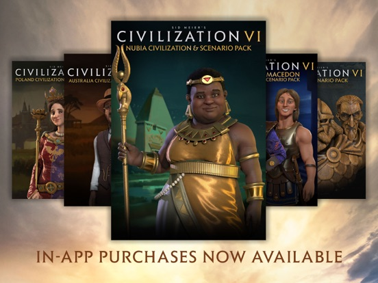Sid Meier's Civilization® VI Screenshots