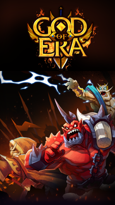 God of Era: Epic Heroes War by Vietnam Zonmob Technology JSC (iOS