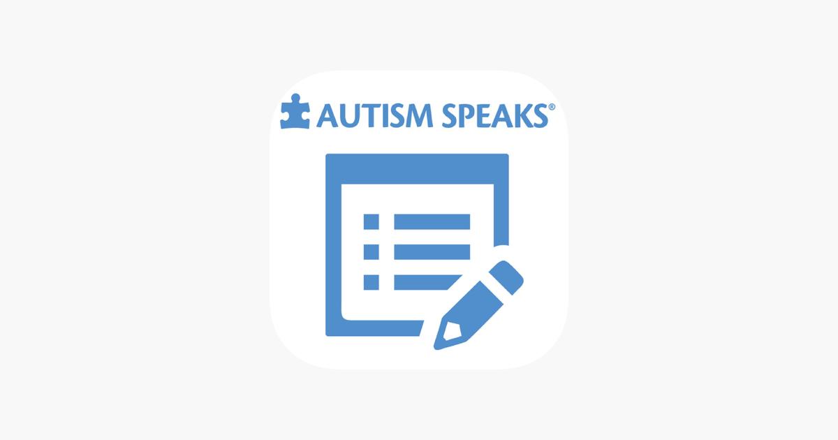 Autism Speaks Planner On The App Store