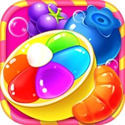单机游戏:爆汁水果乐消消