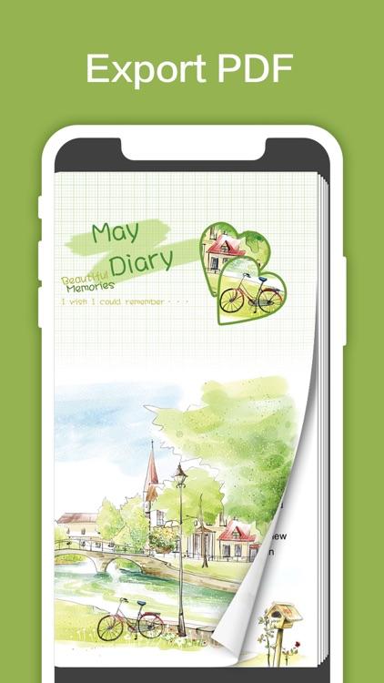 May Diary - Gratitude Journal screenshot-3