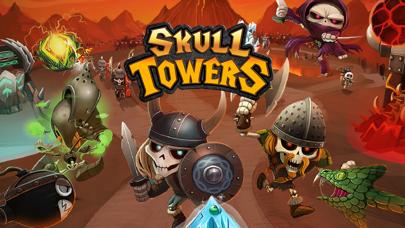 Skull Towers(スカルタワーズ)- 城防のおすすめ画像6