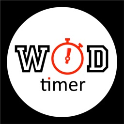 WOD Timer: hiit training timer