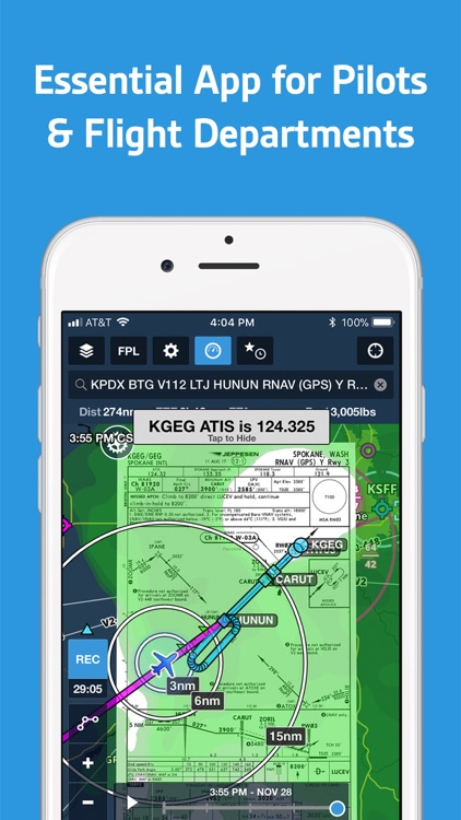 ForeFlight Mobile EFB screenshot-0