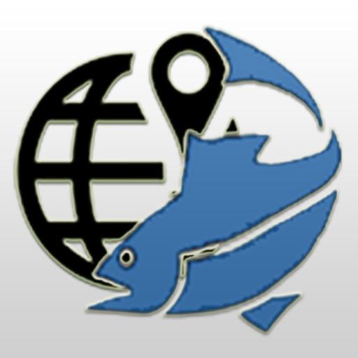 Solunar Fishing Spots & Lakes