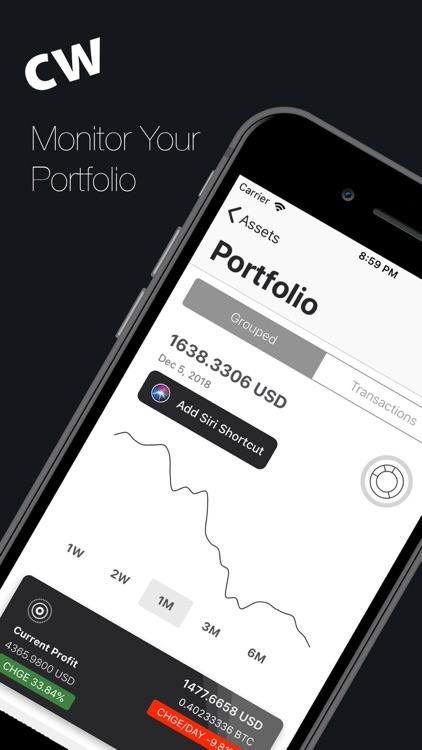 CryptoWatch screenshot-3