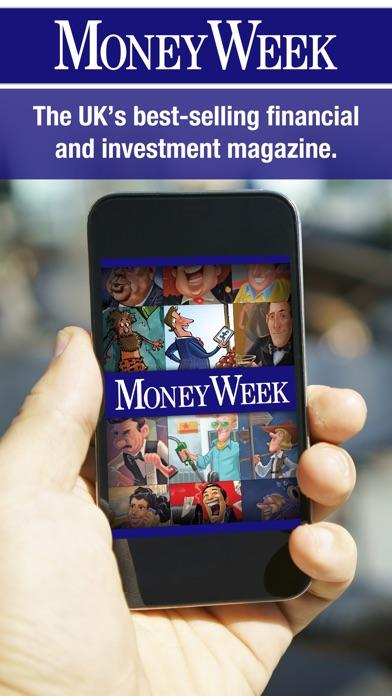 Moneyweek review screenshots