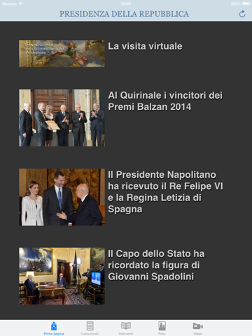 Il Quirinale - náhled