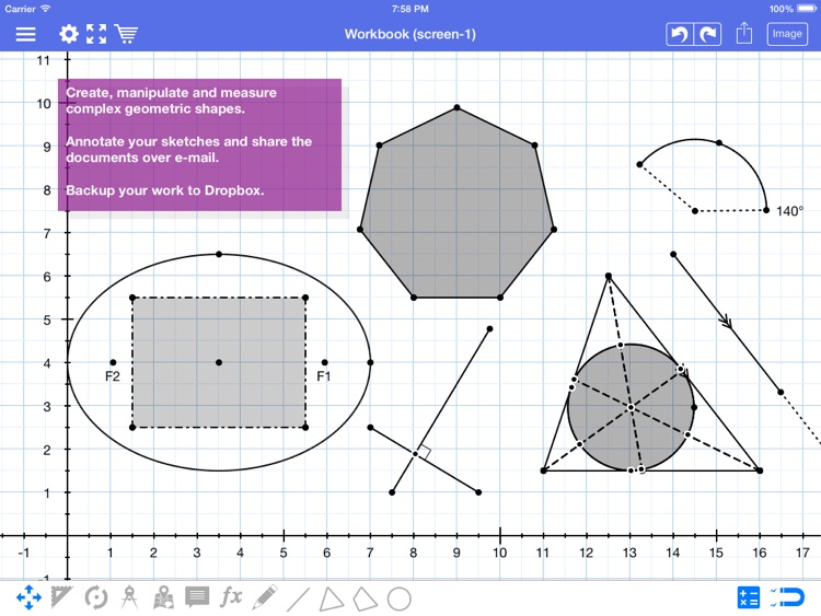 Geometry Pad+ screenshot-0