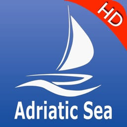 Adriatic Nautical Charts Pro