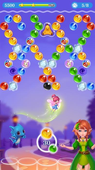 バブルパズル2: 最新で簡単のバブルシューティングゲーム - ストレス 発散 ゲーム紹介画像1