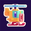 Jelly Copter - iPadアプリ