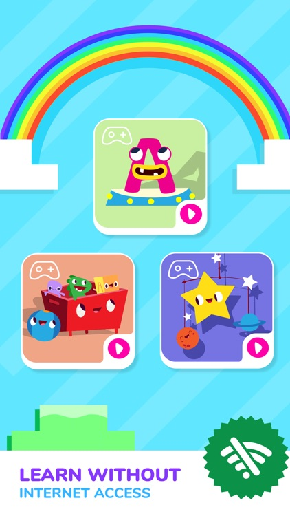 PlayKids - Learn Through Play screenshot-4