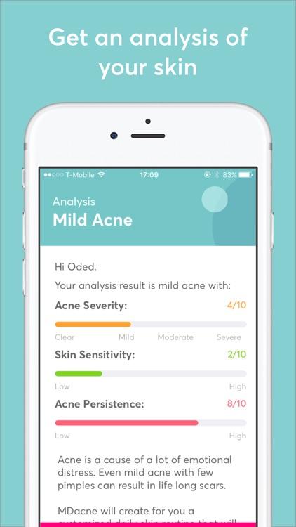MDacne - Custom Acne Treatment