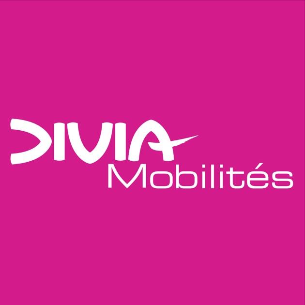 Divia mobilit s dans l app store - Divia dijon horaire d ouverture ...