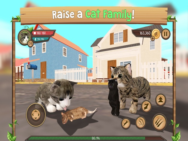 Cat Sim Online: Play With Cats on the App Store