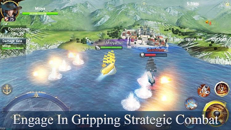 Ocean Legend screenshot-4